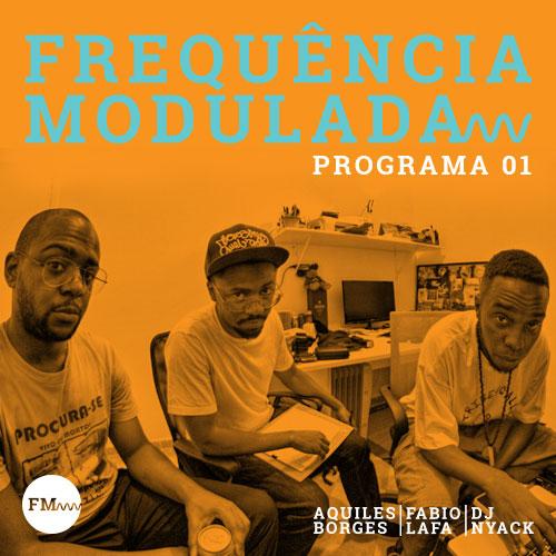 Frequência Modulada PGM 01